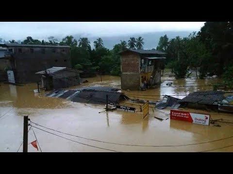At least 91 killed in Sri Lanka's deadly floods, landslides