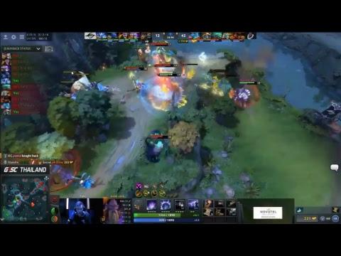 [LIVE]Team Secret Vs Keen Gaming - GESC: Thailand LAN Playoffs