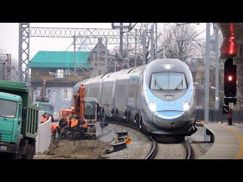 Podróż Gdańsk 1 część Pociągi EN57 + PENDOLINO + co na szlaku from YouTube · Duration:  37 minutes 10 seconds