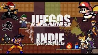 Los Mejores Indie y Fan Games | Top 10 2014