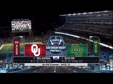 OU vs Baylor 2015 from YouTube · Duration:  2 hours 47 minutes 15 seconds