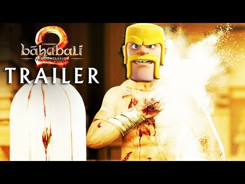 Thumbnail: BAHUBALI 2 Trailer ft. Clash of Clans... MUST WATCH !!!! 👌😹👌