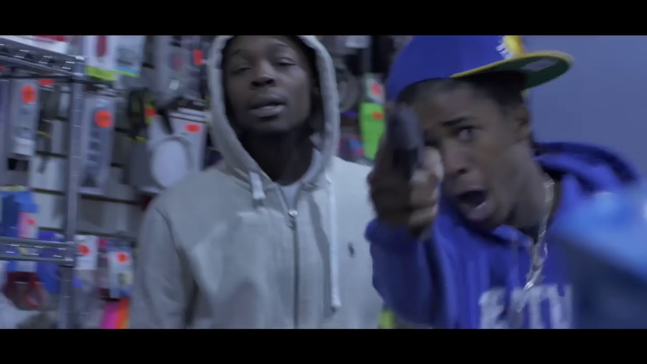 Young Ra feat. ShredGang Mone, Cash Kidd & Bandgang Biggs - My City (Official Music Video)