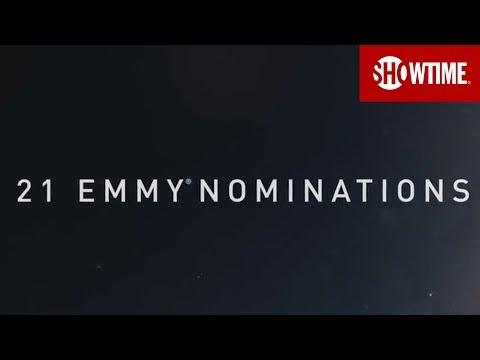 SHOWTIME 2018  Emmy® Nominations Congratulations thumbnail