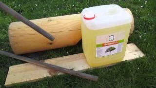 БиоЩит - отбеливатель для дерева и древесины(Исходник: http://отбеливатель.рф Вас пугает темный цвет вашего деревянного дома? Вы собираетесь купить дом,..., 2014-05-22T12:10:16.000Z)