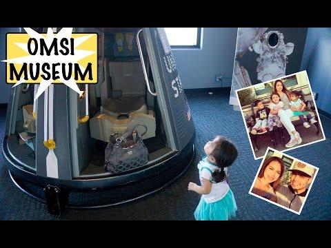 OMSI Museum of Portland - ZachLiviTV
