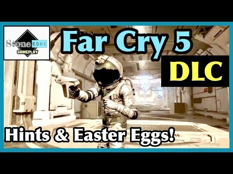 Far Cry 5 - DLC Hints, References & Easter Eggs Hidden in the Main Game [Far Cry 5 Season Pass DLC]