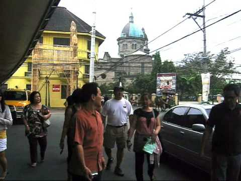 City Tour of Manila