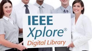 IEEE Xplore:  Search vs. Research thumbnail