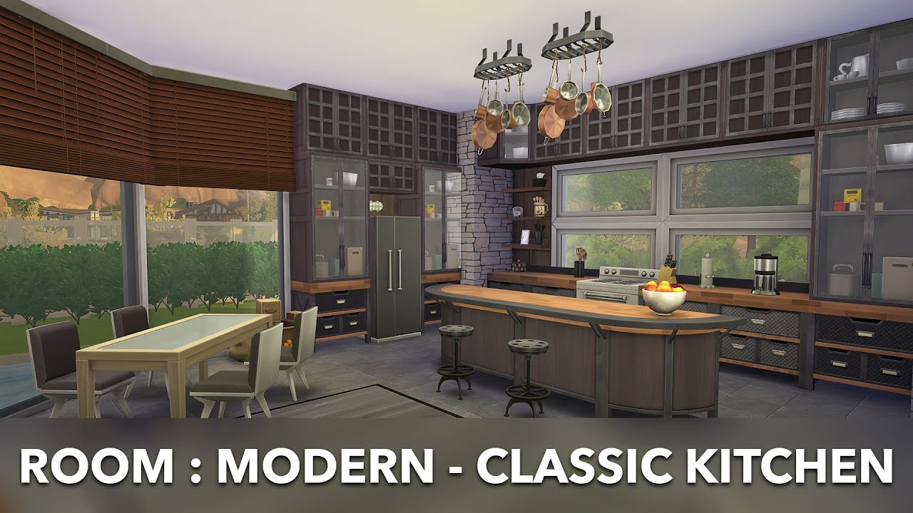 Modern Classic Kitchen room - modern classic kitchen - youtube