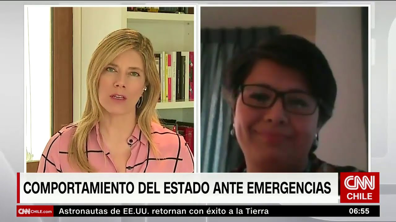 ¿Cómo se debe comportar el Estado ante emergencias? Paulina Vergara lo analiza