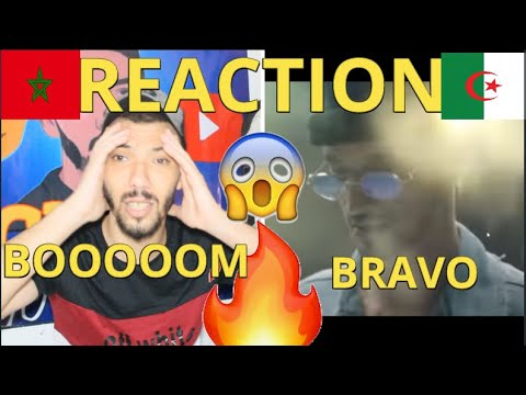 REACTION / Soolking – Rockstar 2 Prod by Chefi Beat [Clip Officiel]رد فعل مغربي صدمني😱