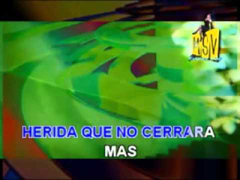 Cuando parará la lluvia-Jhonny Rivera Karaoke