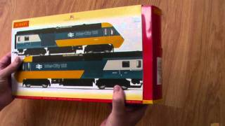 Hornby HST R2701 BR Intercity 125 Class 43 - Review Part One