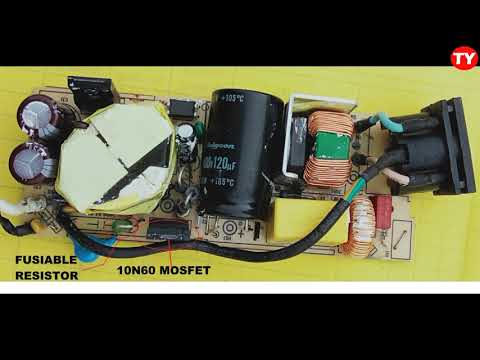 Hp Laptop Ac Adapter Circuit Diagram Components Tutorial Hp Ppp000h Series