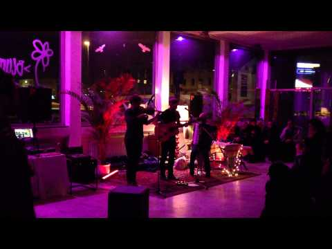 """Birdt(NL)@Grandhotel im """"Exil"""" in der Kunsthalle Augsburg am 15.12.2012"""