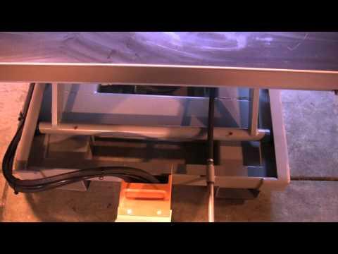 Custom Scissors Lift - Lange Lift Serial #29311-12