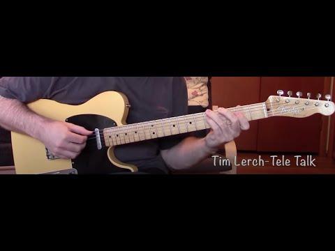 Tim Lerch -Tele Talk - Getting a