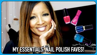 MY ESSENTIALS: NAIL POLISH FAVES + TIPS & TRICKS