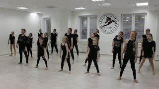 Видео-урок (II-семестр: май 2018г.) - филиал Червишевский, Современная хореография, гр.11-17