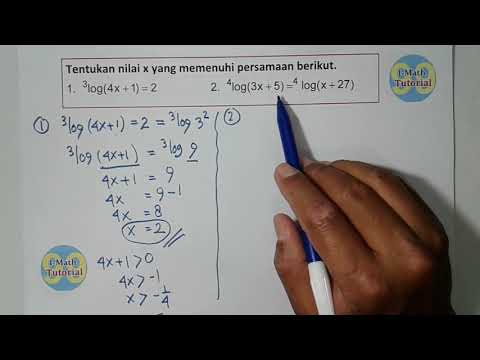 tutorial-cara-mudah-menyelesaikan-persamaan-logaritma-bentuk-log-f(x)-=-log-g(x)-#2