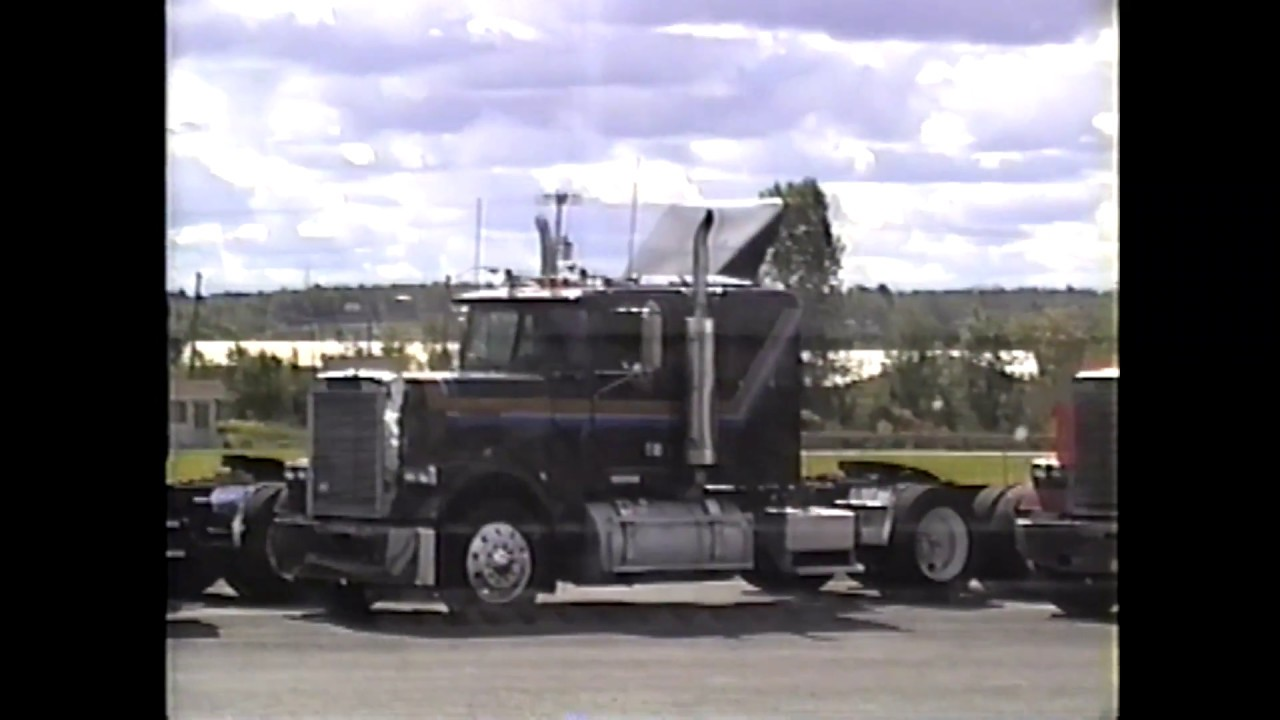 WGOH - Champlain Peterbilt part two  9-15-95