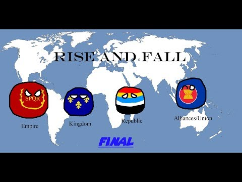 Rise and Fall of Empires,Republic,Alliance etc Final Version