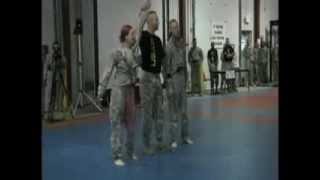 ▶ U S  Army Best Warrior Competition Combatives Tournament, Part 4 AiirSource