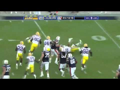 Morris Claiborne NFL Draft Analysis - 2010 Season