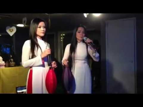 Dem Ganh Hao Nho Dieu Hoai Lang - Dong Phuong & Kim Van