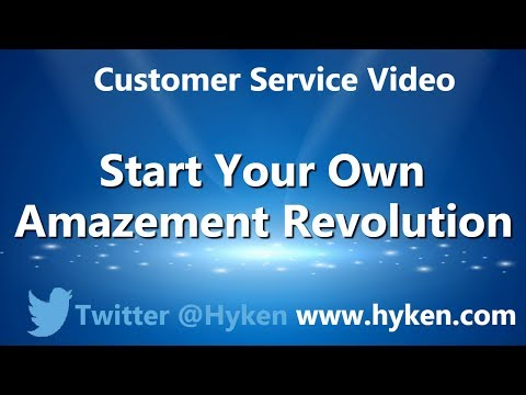 Customer Service Training Lessons From American Express - Start Your Own Amazement Revolution