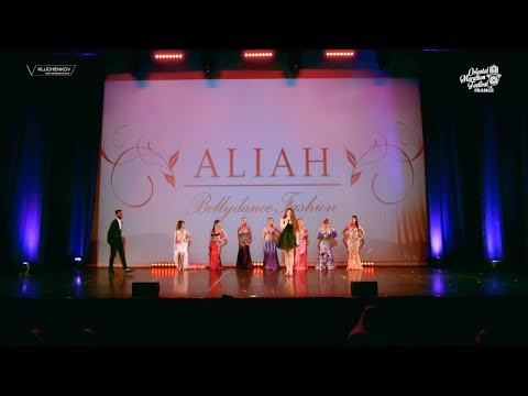 ALIAH BELLYDANCE FASHION in France @Oriental Marathon festival