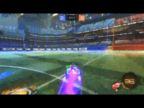 Batty & Yung L Yelling | Rocket League On Xbox One