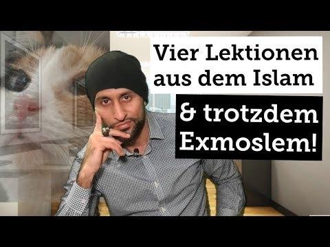 4 herausragende Dinge, die ich vom Islam gelernt habe | und warum ich ausgetreten bin