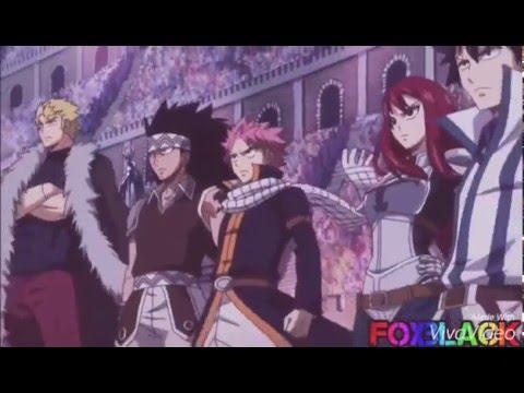 [MAD] Fairy Tail (Niwaka Ame Nimo Makezu)