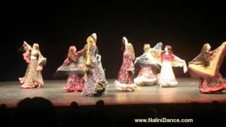 Gypsy Dance with shawls(Russian Romani dance performed by Anna Vasilevskaya, Blue Lotus Dance Company (Nalini, Emma Lux, Shannon Sorem, Casey Baldner, Alena Gileva, Julia ..., 2011-05-31T16:07:13.000Z)