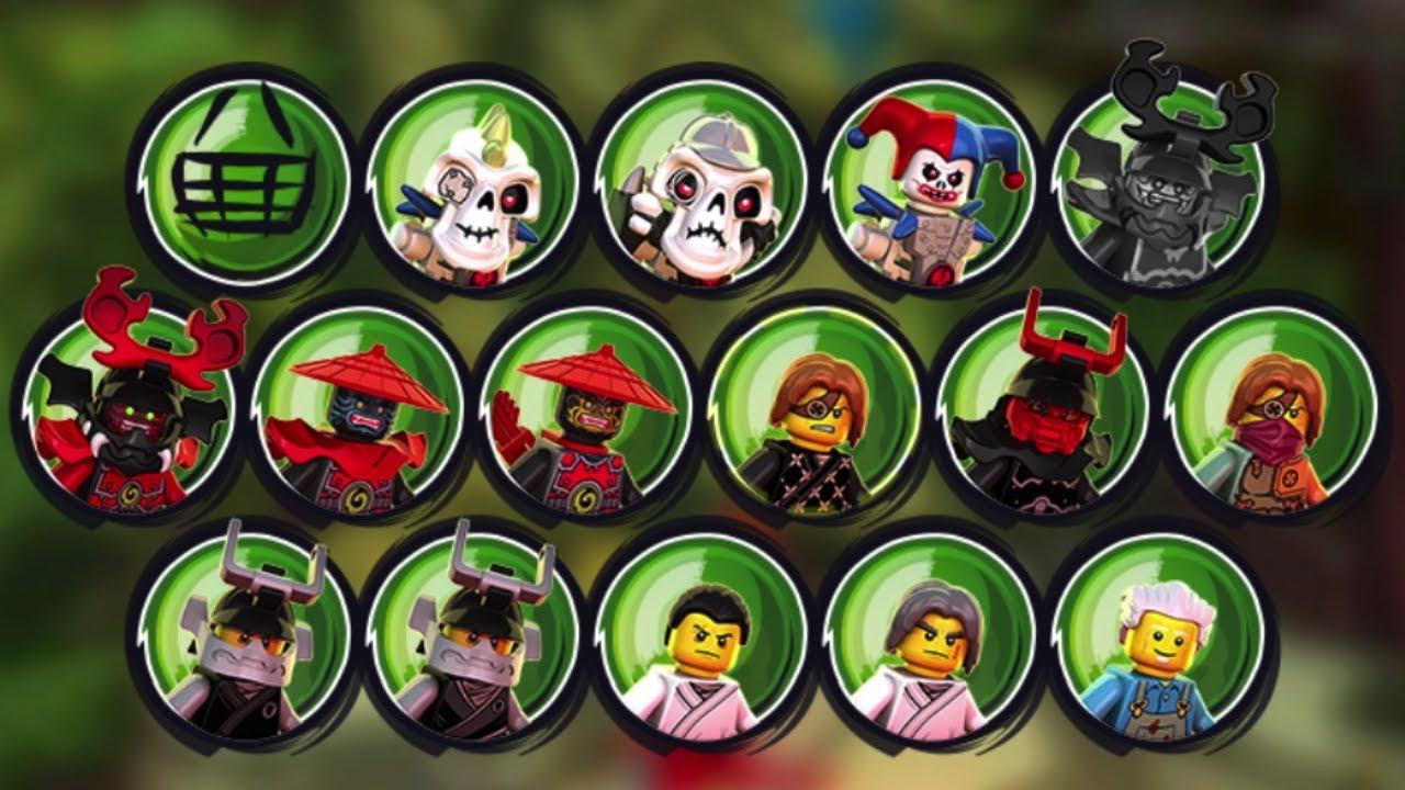 Lego ninjago shadow of ronin ps vita 3ds mobile all - Personnage ninjago lego ...