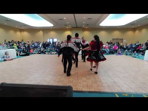United Thunder - Breakdown - Mike & Mary Batenchuk Memorial Square Dance Competition