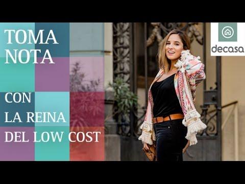 ¡Cada mes, tu agenda lifestyle con Pilar Pascual! | Toma Nota con La reina del low cost
