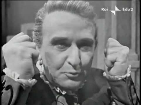 """""""Otello """" 1957 (Gassman, Randone)"""