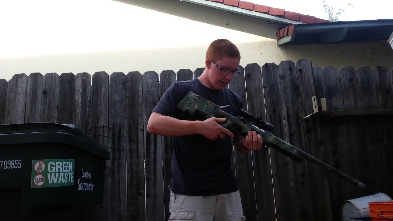 Airsoft for CRAIGSLIST POST (Individual gun overviews ...