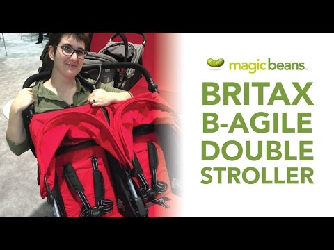 Britax B-Agile Double Stroller | Best Most Popular Strollers | Reviews | Ratings