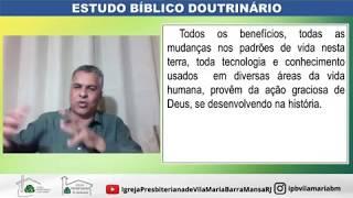 ESTUDO BÍBLICO GRAÇA SALVADORA