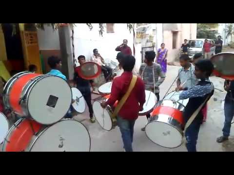 3mar band jai hanuman band Khairathabad,,,,, urs Chinna bhai contact num 9966980211