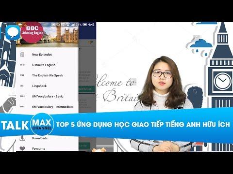 Top 5 ứng Dụng Học Giao Tiếp Tiếng Anh Miễn Phí Cho Smartphone