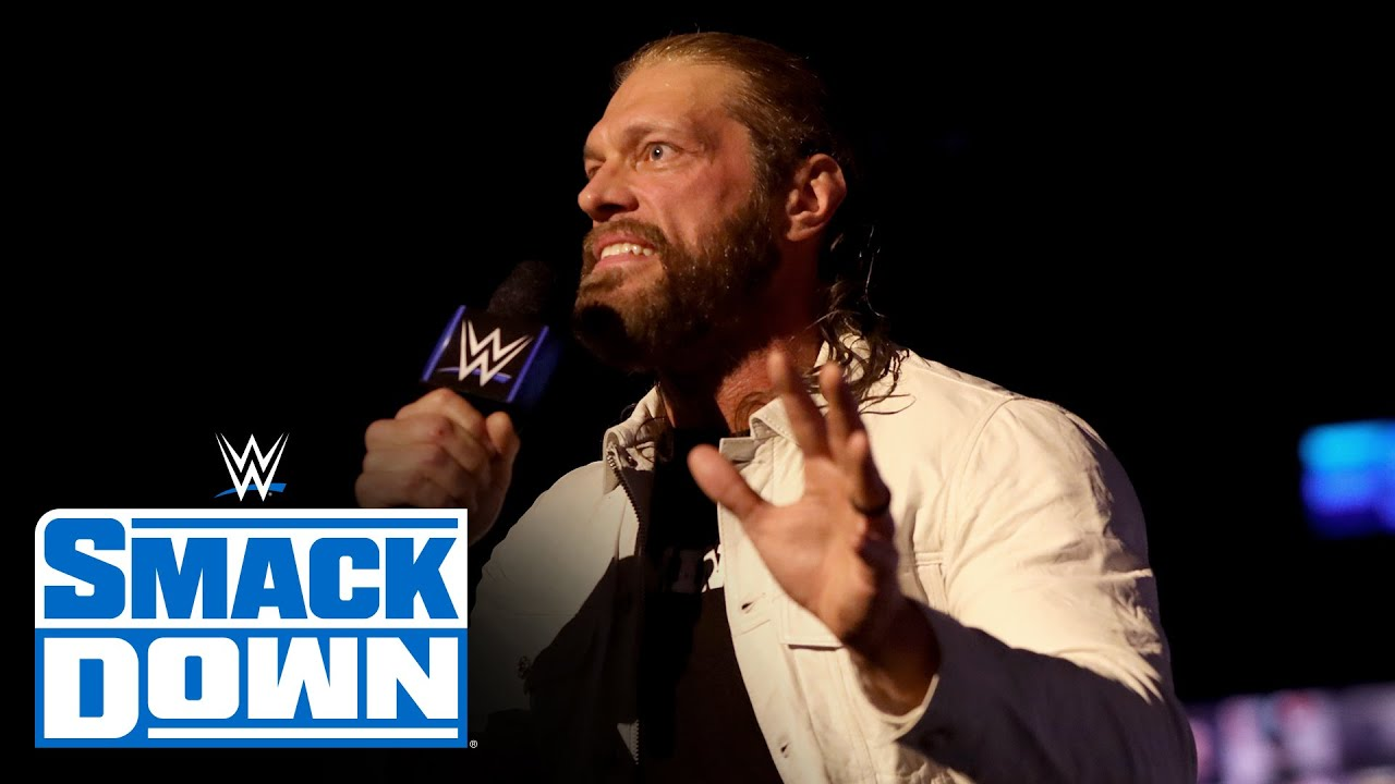 Download Edge is driven two days before WrestleMania: SmackDown, April 9, 2021