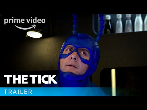The Tick - Trailer: The Tick Returns February 23rd [HD] | Prime Video