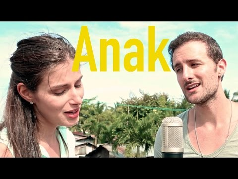 "Pretty Russian Girl Sings ""ANAK"" w/David DiMuzio"
