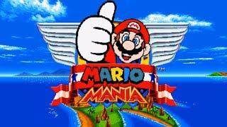 Sonic Mania: Mario Mania Mod