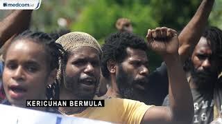 Polisi Tetapkan 10 Orang Tersangka Kerusuhan Timika